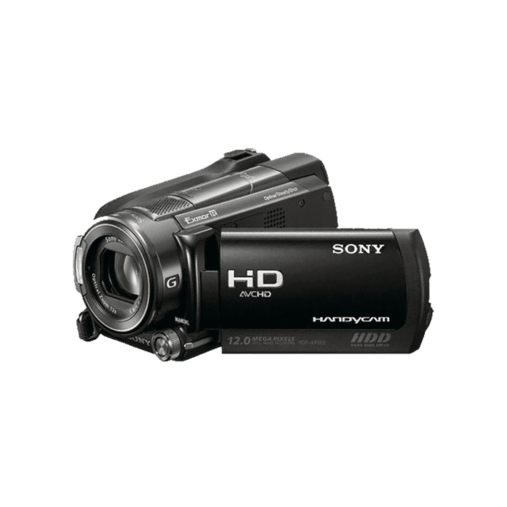 240GB Hard Disk Drive Full HD Camcorder, , product-image