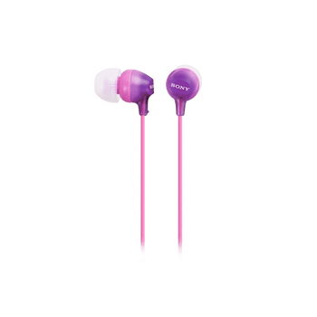 In-Ear Lightweight Headphones (Violet), , hi-res