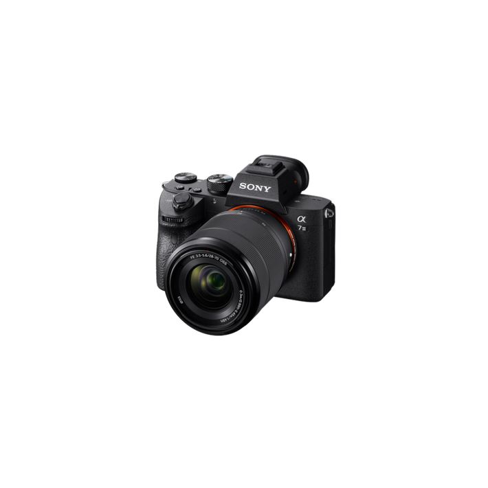 Alpha 7 III Digital E-Mount Camera with 35mm Full Frame Image Sensor (Body only), , product-image