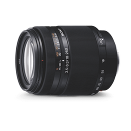 A-Mount 18-250mm F3.5-6.3 Zoom Lens, , lifestyle-image