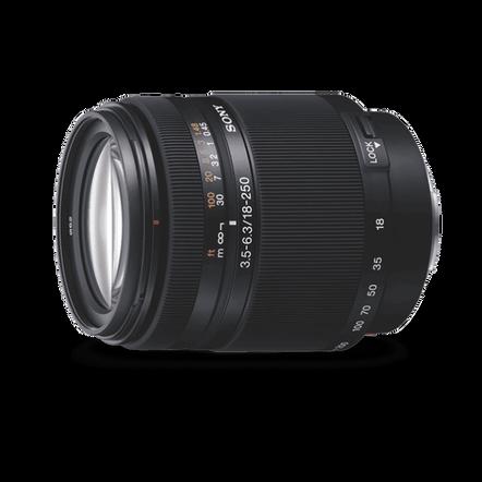 A-Mount 18-250mm F3.5-6.3 Zoom Lens, , hi-res