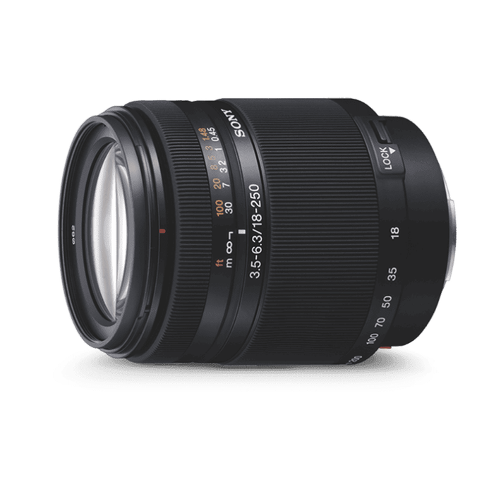 A-Mount 18-250mm F3.5-6.3 Zoom Lens, , product-image