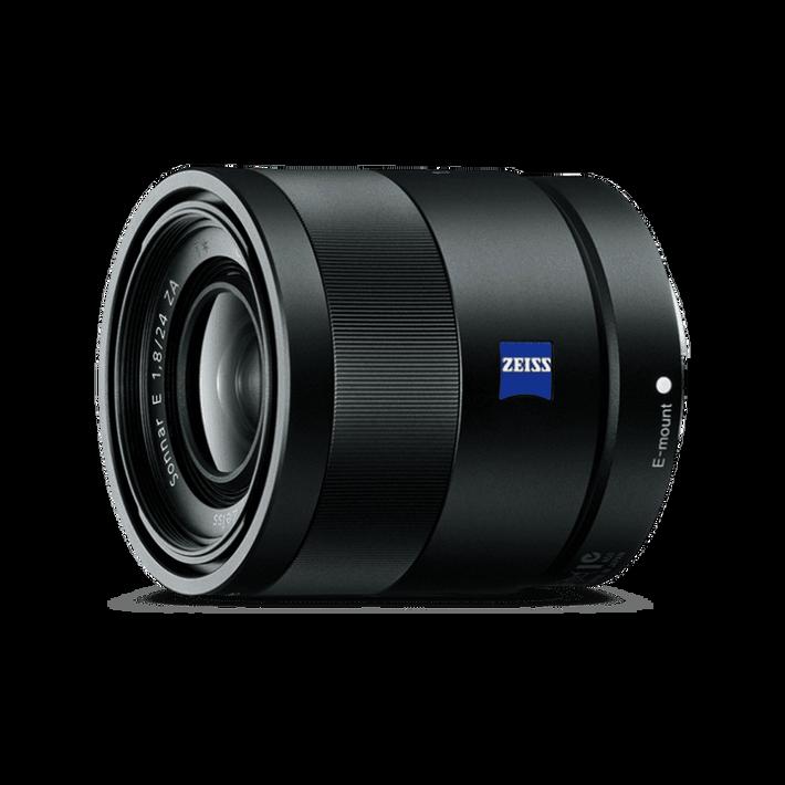 APS-C Sonnar T* E-Mount 24mm F1.8 Zeiss Lens, , product-image