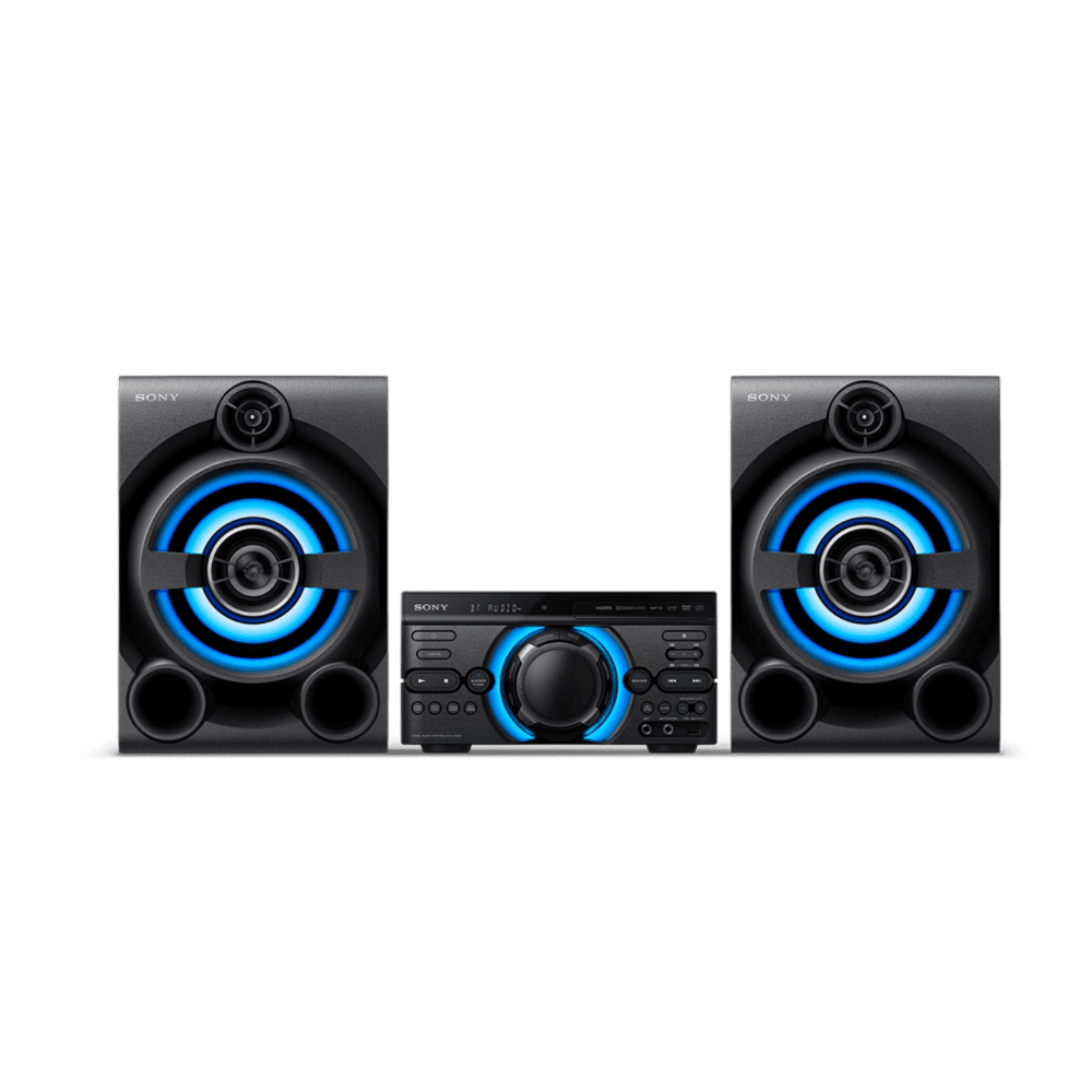 High Power Home Audio System with DVD, , product-image
