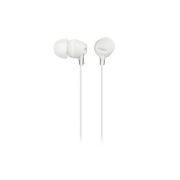 In-Ear Lightweight Headphones (White)