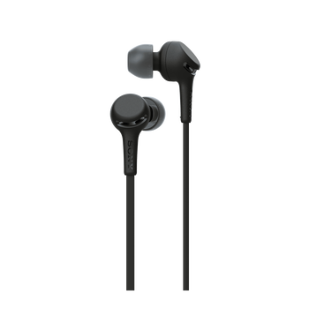 WI-XB400 EXTRA BASS Wireless In-ear Headphones (Black), , lifestyle-image