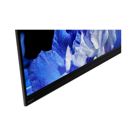 "65"" A8F 4K HDR OLED TV with Dolby Vision and Acoustic Surface"