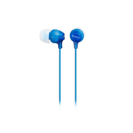 In-Ear Lightweight Headphones (Blue), , hi-res