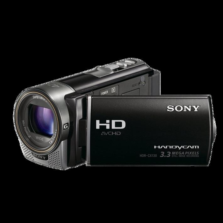 Flash Memory HD Camcorder (Black), , product-image