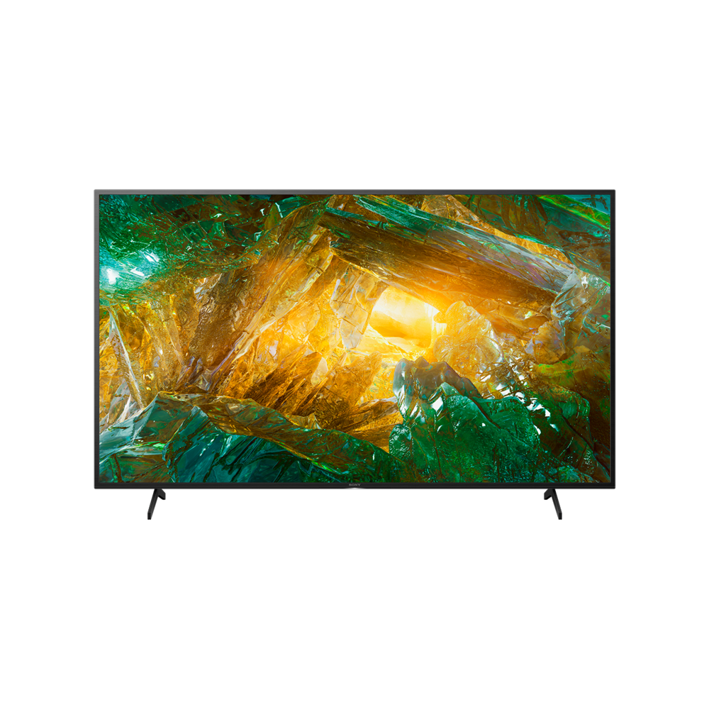 "85"" X8000H 4K Ultra HD with High Dynamic Range (HDR) Smart TV (Android TV) , , product-image"