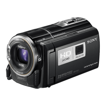 7MP HD FLASH PROJECTOR HANDYCAM, , hi-res