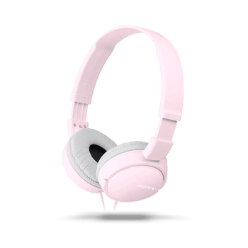 ZX110 Headband Type Headphones (Pink), , hi-res