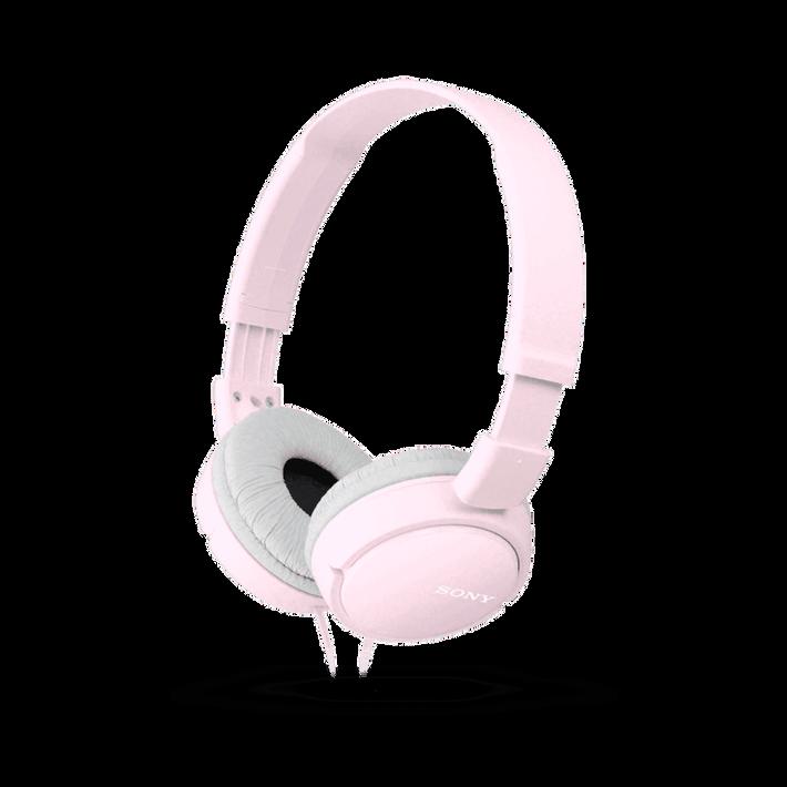 ZX110 Headband Type Headphones (Pink), , product-image