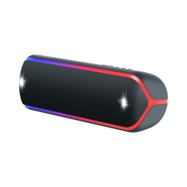 XB32 EXTRA BASS Portable BLUETOOTH Speaker (Black), , hi-res