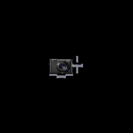 RX100 V The premium 1.0-type sensor compact camera with superior AF performance
