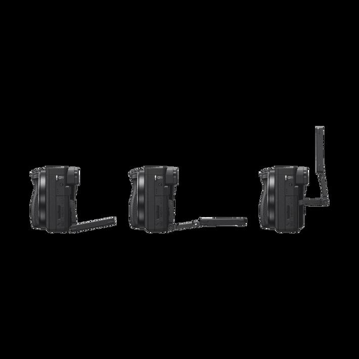 Alpha 6400 Premium Digital E-Mount Camera with APS-C Sensor (Black Body), , product-image