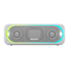 Portable Wireless Speaker with Bluetooth (White)
