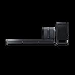 HT-RT3 5.1ch Home Cinema Soundbar System with Bluetooth, , hi-res