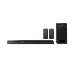 HT-RT3 5.1ch Home Cinema Sound Bar System with Bluetooth, , hi-res