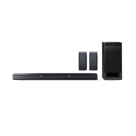 HT-RT3 5.1ch Home Cinema Soundbar System with Bluetooth, , hi-res