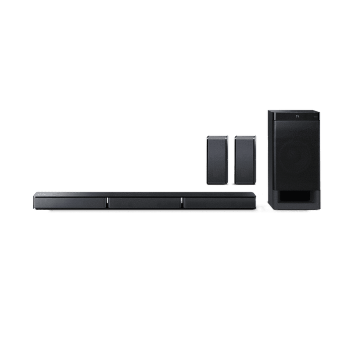 HT-RT3 5.1ch Home Cinema Soundbar System with Bluetooth, , product-image