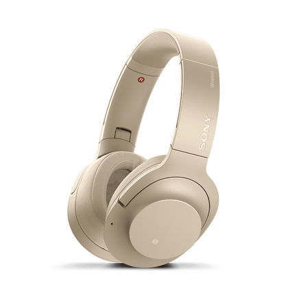 h.ear on 2 Wireless Noise Cancelling Headphones (Pale Gold), , hi-res