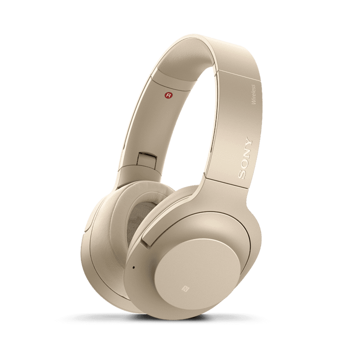 h.ear on 2 Wireless Noise Cancelling Headphones (Pale Gold), , product-image