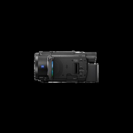 AX53 4K Handycam with Exmor R CMOS sensor