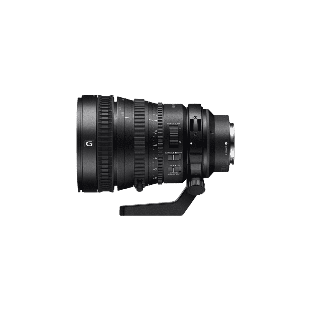 Full Frame E-Mount FE PZ 28-135mm F4 G OSS Lens, , product-image