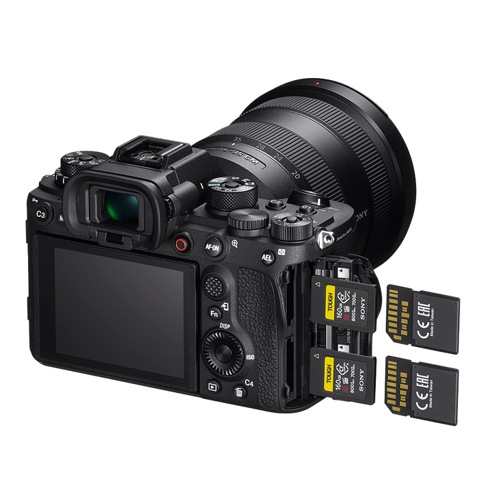 Alpha 1 with superb resolution and speed, , product-image