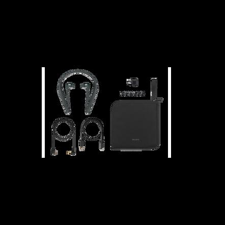 1000X Wireless Neckband Noise Cancelling Headphones (Black), , hi-res