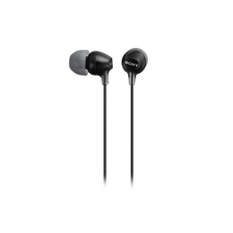 In-Ear Lightweight Headphones with Smartphone Control (Black), , hi-res