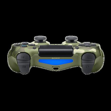 PlayStation4 DualShock Wireless Controller (Green Camo), , hi-res