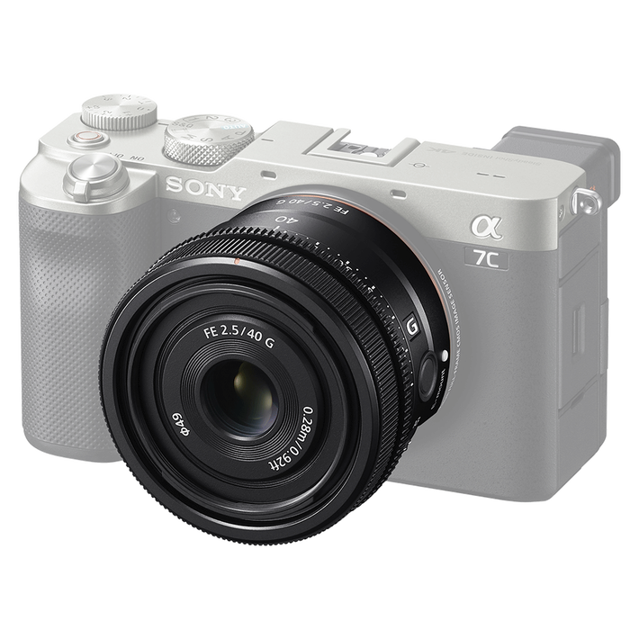 FE 40mm F2.5 G, , product-image