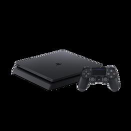 PlayStation4 Slim 500GB Console (Black), , hi-res