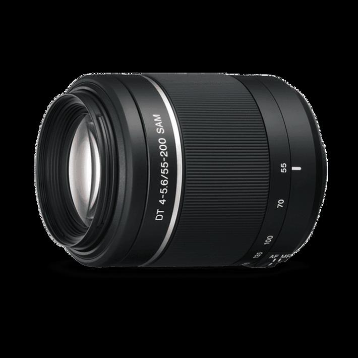 A-Mount DT 55-200mm F4-5.6 SAM Lens, , product-image