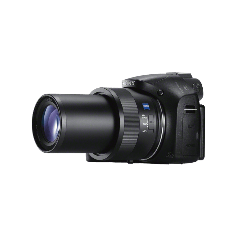 HX400V Compact Camera with 50x Optical Zoom, , product-image