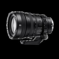 Full Frame E-Mount FE PZ 28-135mm F4 G OSS Lens