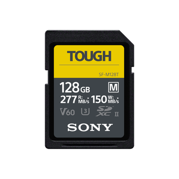 128GB  SF-M Series UHS-II SD Memory Card, , hi-res