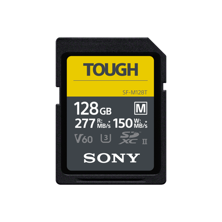 128GB  SF-M Series UHS-II SD Memory Card, , product-image