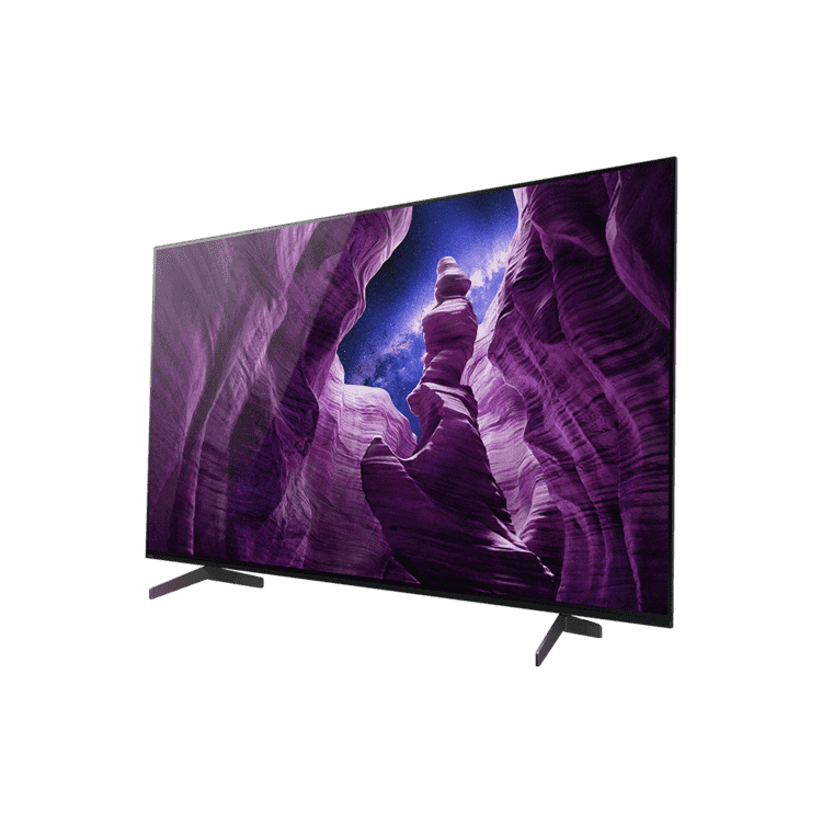 """55"""" KD-55A8H OLED 4K Android TV , , product-image"""