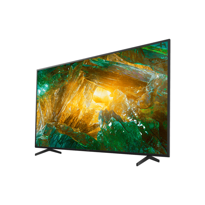 """43"""" X8000H 4K Ultra HD with High Dynamic Range (HDR) Smart TV (Android TV) , , product-image"""
