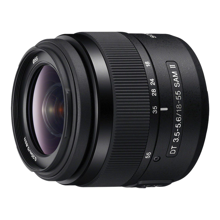 Dt 18 - 55mm F3.5 - 5.6, , product-image