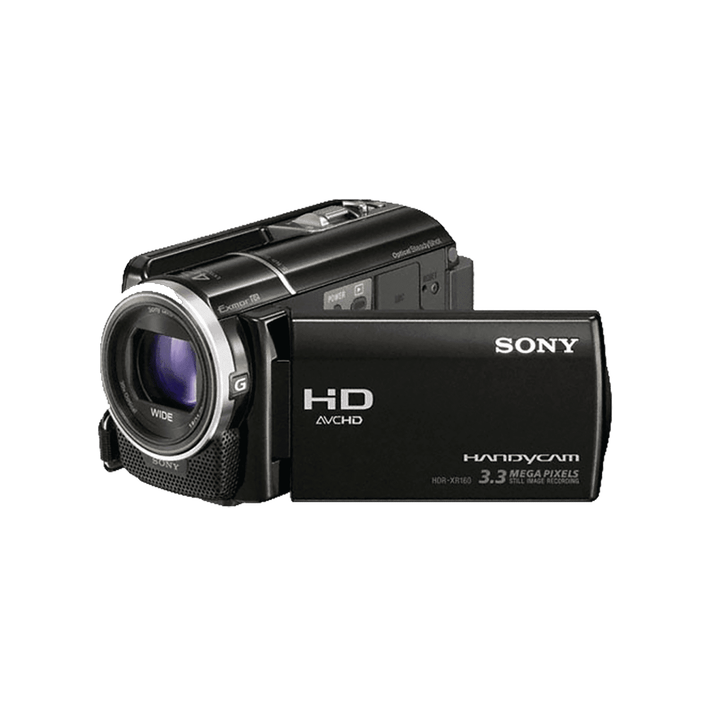 160GB Hard Disk Drive HD Camcorder, , product-image