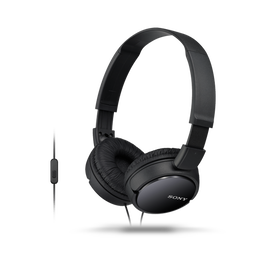 ZX110 Headband Type Headphones (Black), , hi-res