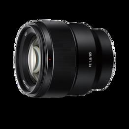 Full Frame E-Mount 85mm F1.8 Lens