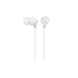 In-Ear Lightweight Headphones with Smartphone Control (White), , hi-res