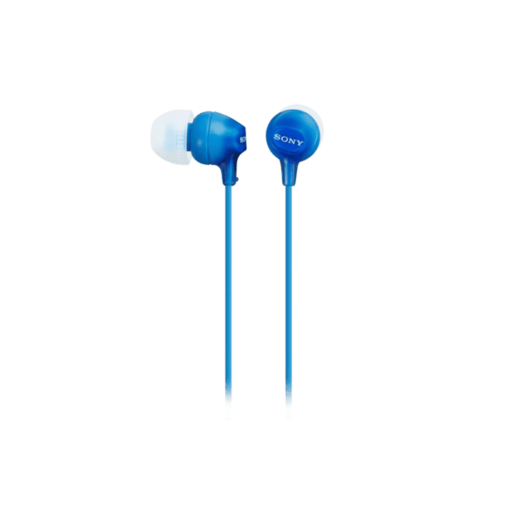 In-Ear Lightweight Headphones (Blue), , product-image