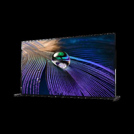 "65"" A90J   BRAVIA XR   MASTER Series  OLED   4K Ultra HD   High Dynamic Range (HDR)   Smart TV (Google TV), , hi-res"