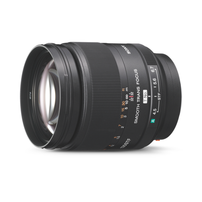 A-Mount 135mm F2.8 Portrait Lens, , product-image